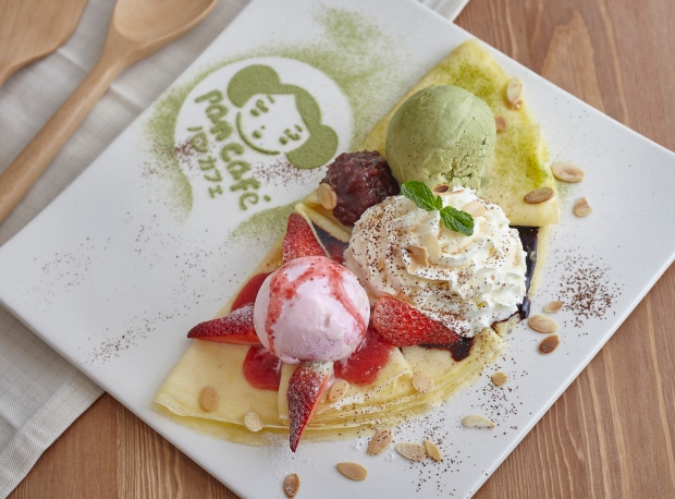 pancake pan cafe