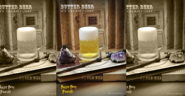 butter beer black magic